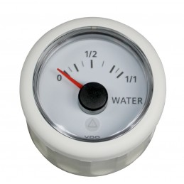 ZEGAR WATER LEVEL 0-190 OHM 12/24V
