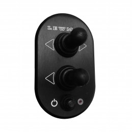 JOYSTICK STERU TT BUTTON ON/OFF DOUBLE