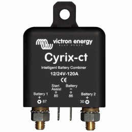 BATTERY ISOLATOR COMBINER CYRIX-CT 12/24V 120A