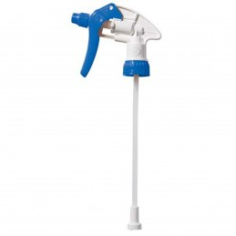 NAUTIC STAR SPRAYER HEAD ACID RESISTANT BLUE