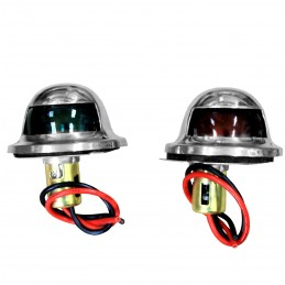 LAMPA NAWIGACYJNA S/S P AND S 12V VERTICAL