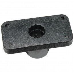 ROD HOLDER FLUSH DECK