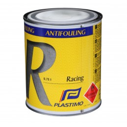 ANTIFOULING RACING 0.75L WHITE