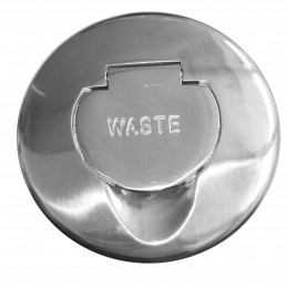 WLEW S/S WASTE KEY 38MM