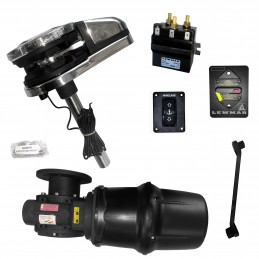 WINDA VX 2+ 12V 1000W 8MM IP68 - FULL