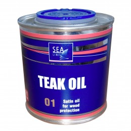 TEAK OIL O1 SEA-LINE 250ML