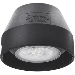 LAMPA HAMBURG DECK LED 10-30V/35W CZARNA