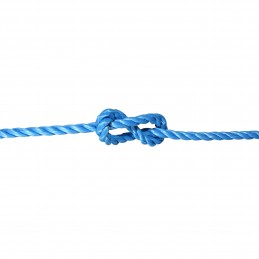 LINA 3 STRAND POLYPROP MULTI BLUE 8MM