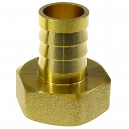 "KRÓCIEC BRASS F 1/8"" X 6MM"