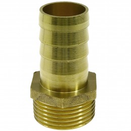 "KRÓCIEC BRASS M 1/4"" X 8MM"