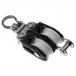 BLOCZEK D 20MM SWIVEL/BKT SIZE 0