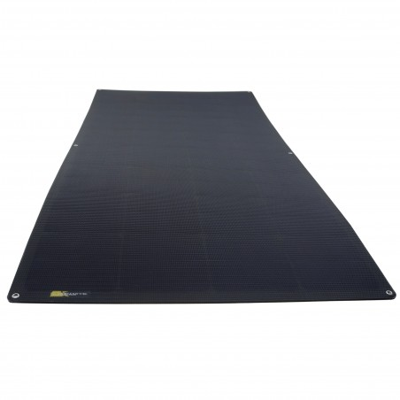 PANEL SOLARNY TOUGH FLUSH 111W, CZARNY