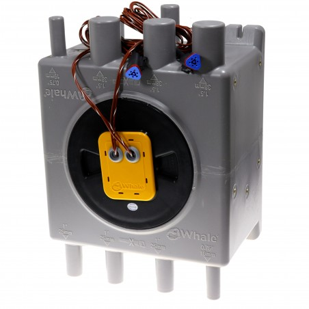 ZBIORNIK GREY WASTE 8L DEUTSCH 2 SWITCH