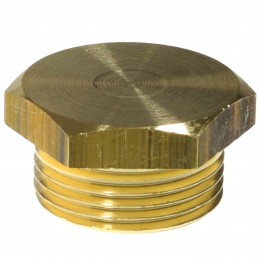 "KOREK BRASS GZ 1 1/4"" HEX -..."