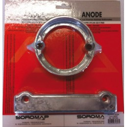 ANODA VOLVO 280 DP KIT