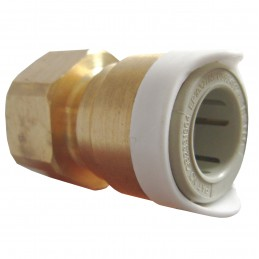 ADAPTOR 1/2 BSP 15MM BRASS