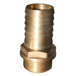 "KRÓCIEC BRASS M 3/4"" X 25MM"