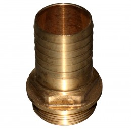 "KRÓCIEC BRASS M 1 1/2"" X 38MM"