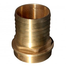 "KRÓCIEC BRASS M 2 1/2"" X 63MM"