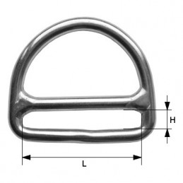RING D BAR 50MMX7MM D6MM