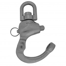 SZEKLA SNAP SWIVEL S/S L70MM