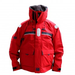KURTKA OFFSHORE RED XL