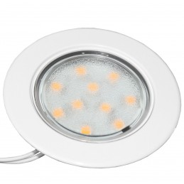 LAMPA LED VEGA 75 WHITE SMD, IP66, 8-30V, 2W, 140LM